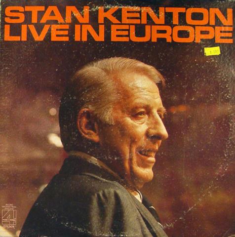 "Stan Kenton Vinyl 12"""