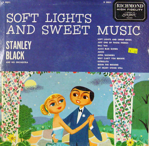 """Stanley Black And His Orchestra Vinyl 12"""""""