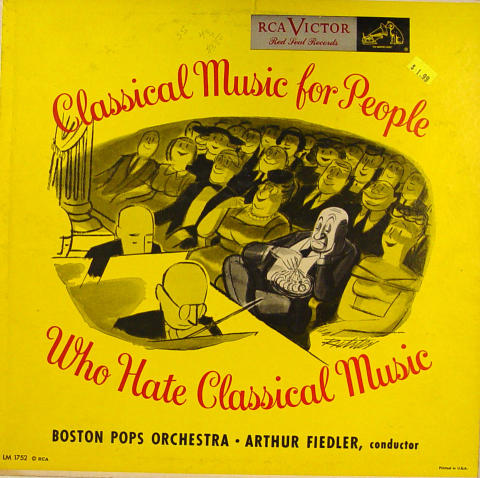 Boston Pops Orchestra Vinyl 12""
