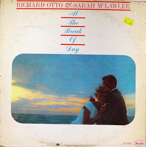 """Richard Otto Vinyl 12"""""""