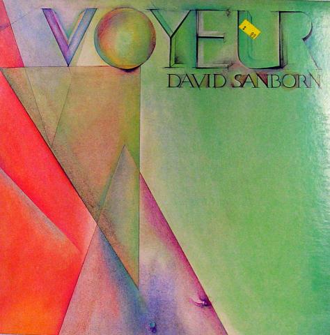 "David Sanborn Vinyl 12"""
