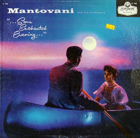 "Mantovani & His Orchestra Vinyl 12"""