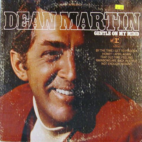 "Dean Martin Vinyl 12"""