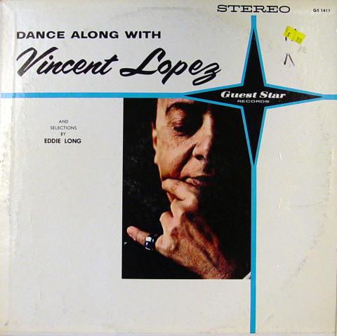 """Vincent Lopez Vinyl 12"""""""
