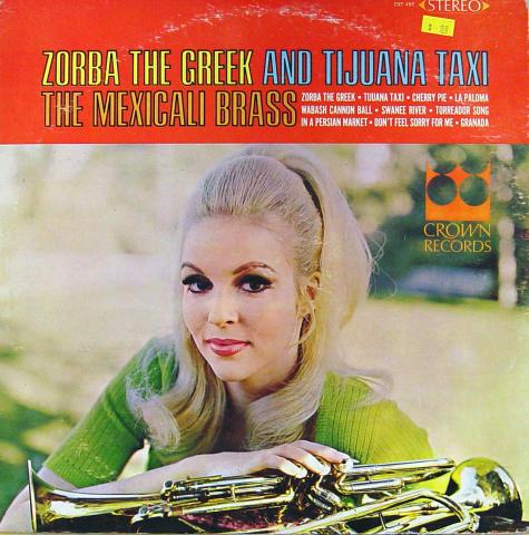 "The Mexicali Brass Vinyl 12"""