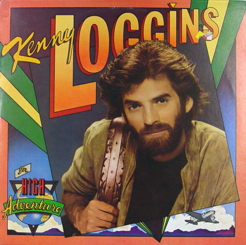 "Kenny Logins Vinyl 12"""