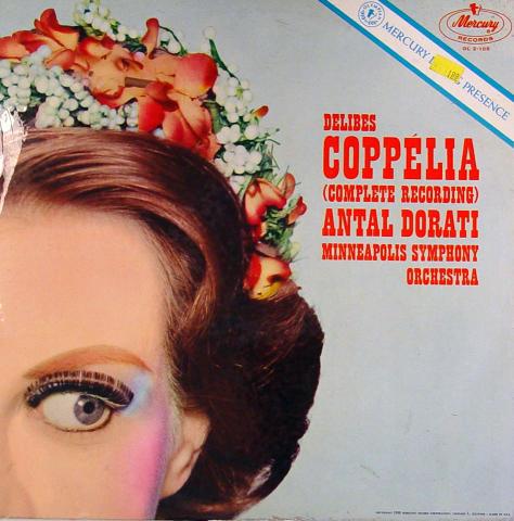 "Antal Dorati Vinyl 12"""