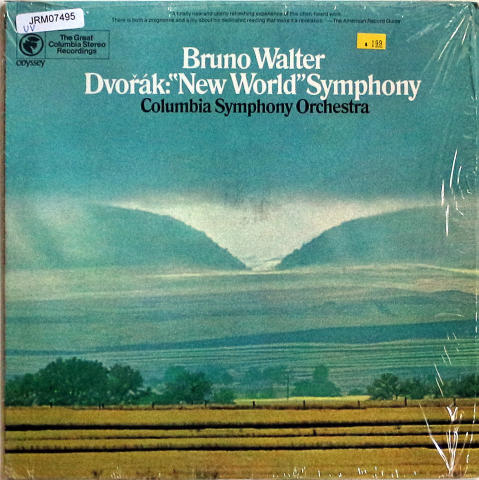 """Bruno Walter Vinyl 12"""""""