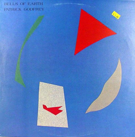 """Patrick Godfrey Vinyl 12"""""""