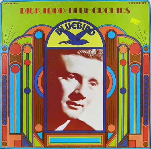 "Dick Todd Vinyl 12"""
