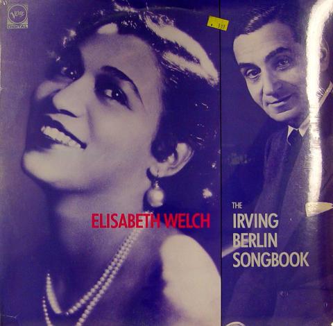 "Elisabeth Welch Vinyl 12"""