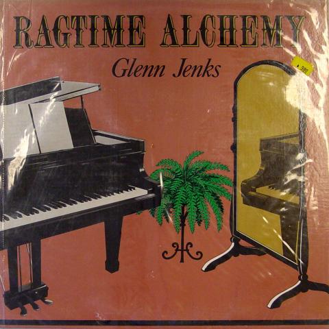 """Glenn Jenks Vinyl 12"""""""