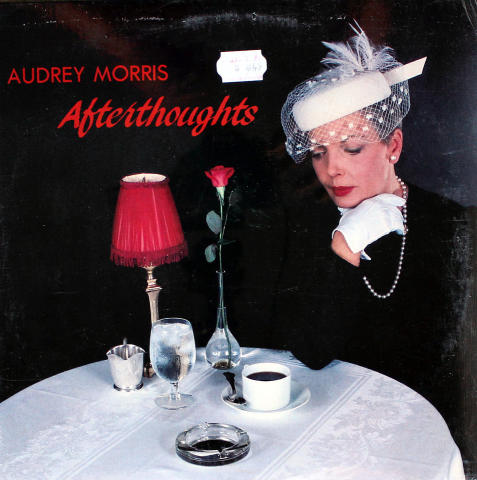 "Audrey Morris Vinyl 12"""