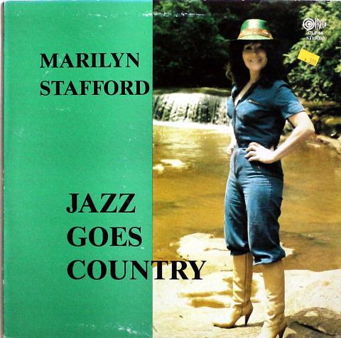 """Marilyn Stafford Vinyl 12"""""""