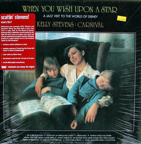 "Kelly Stevens Vinyl 12"""