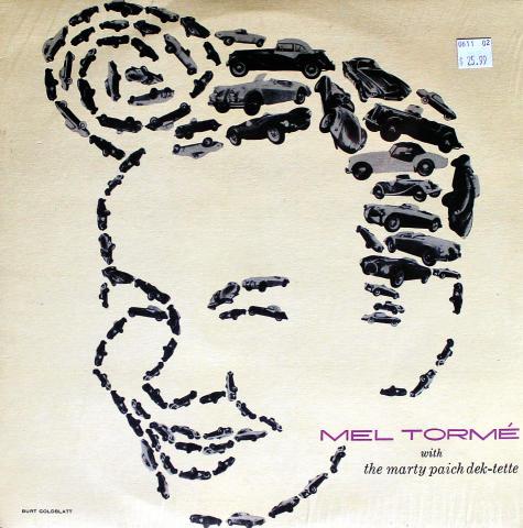 """Mel Torme Vinyl 12"""""""