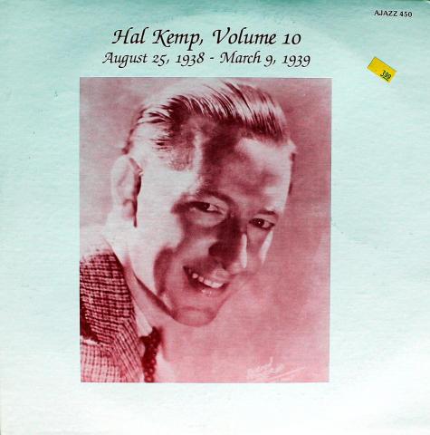 """Hal Kemp Vinyl 12"""""""