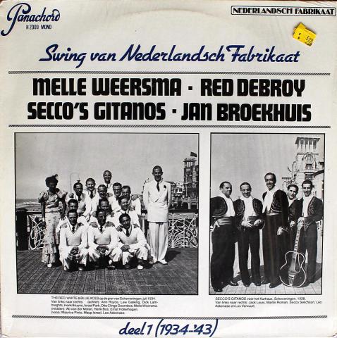 """Melle Weesma Vinyl 12"""""""