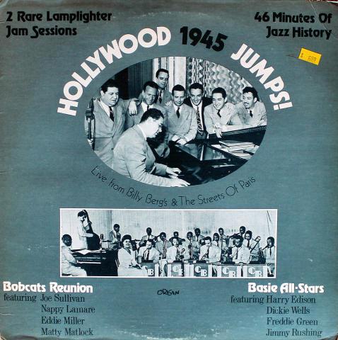"Bobcats Reunion / Basie All-Stars Vinyl 12"""