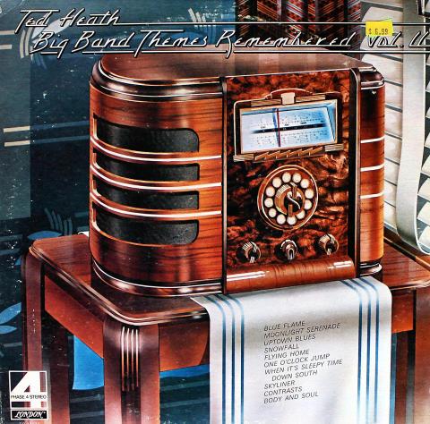 """The Ted Heath Band Vinyl 12"""""""