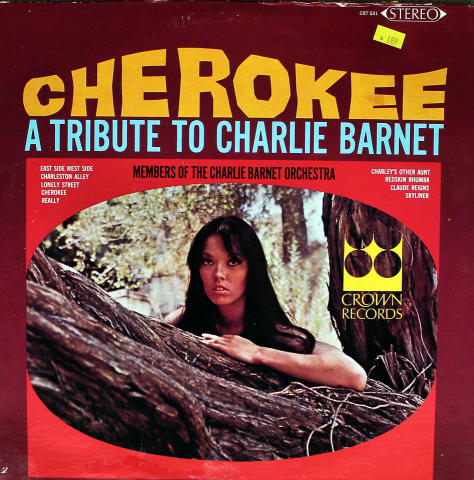"""Members Of The Charlie Barnet Orchestra Vinyl 12"""""""