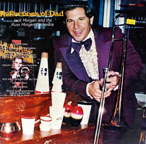 "Jack Morgan Vinyl 12"""