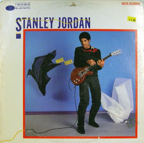 "Stanley Jordan Vinyl 12"""