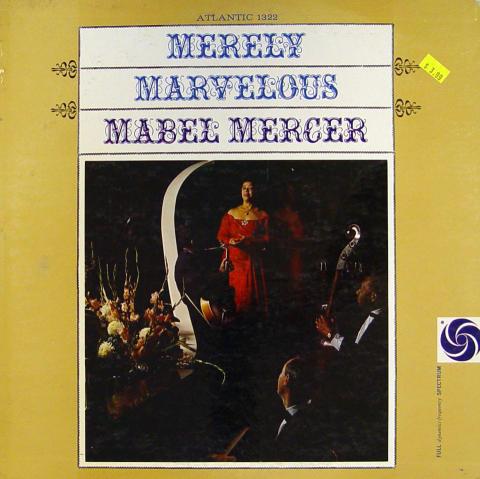 """Mable Mercer Vinyl 12"""""""