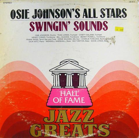 "Osie Johnson's All Stars Vinyl 12"""