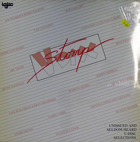 """V Disc Stomp Vinyl 12"""""""