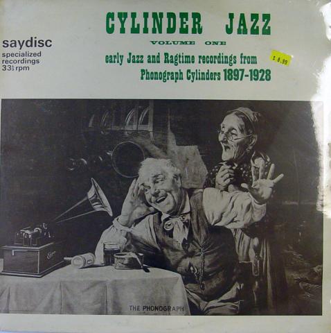 """Cylinder Jazz Volume One Vinyl 12"""""""