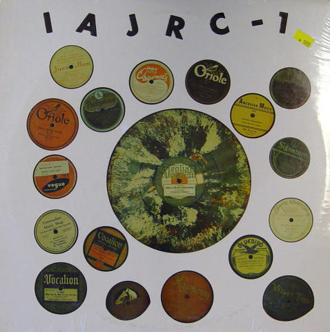 "Jazz Collection-Volume 1 Vinyl 12"" (New)"