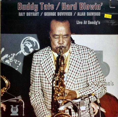 """Buddy Tate Vinyl 12"""" (Used)"""