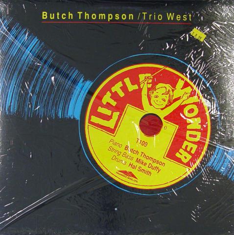 "Butch Thompson Vinyl 12"""