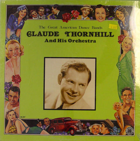 Claude Thornhill And His Orchestra Vinyl 12""