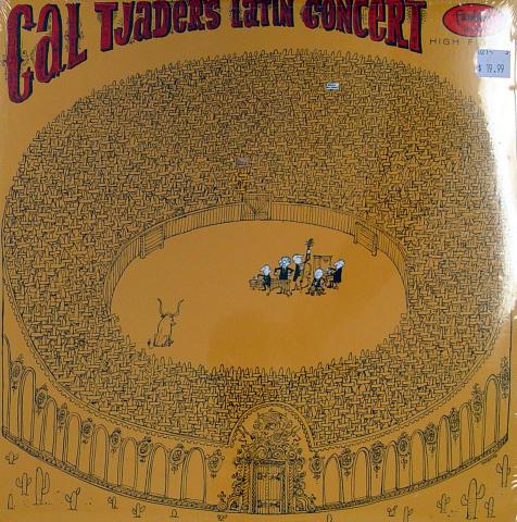 """Cal Tjader Vinyl 12"""""""