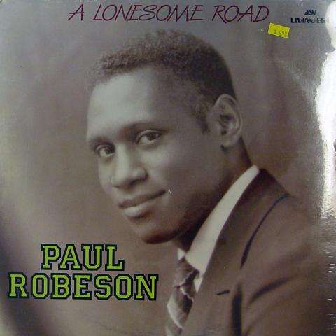 "Paul Robeson Vinyl 12"""