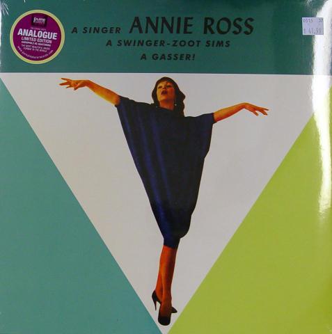 """Annie Ross Vinyl 12"""""""