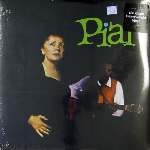 """Edith Piaf With The Orchestra Of Robert Chauvigny Vinyl 12"""""""