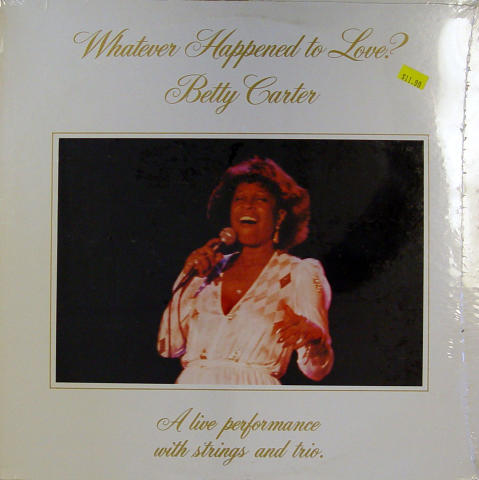 Betty Carter Vinyl 12""