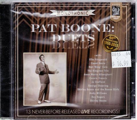 Pat Boone CD