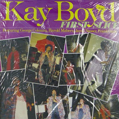 """Kay Boyd Vinyl 12"""""""