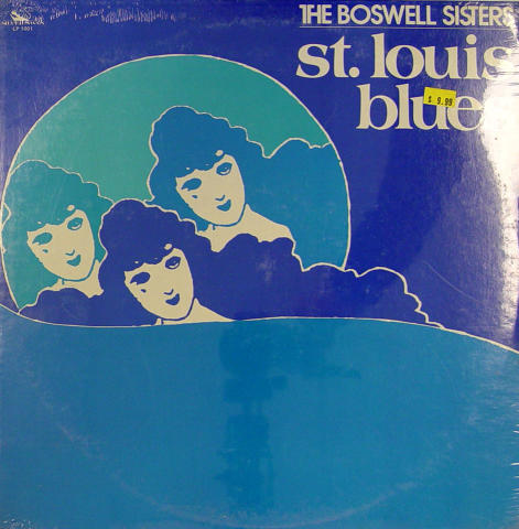 """The Boswell Sisters Vinyl 12"""""""