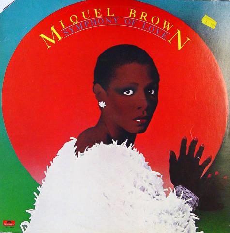 "Miquel Brown Vinyl 12"""