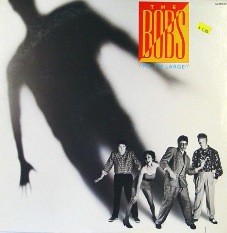 "The Bobs Vinyl 12"""