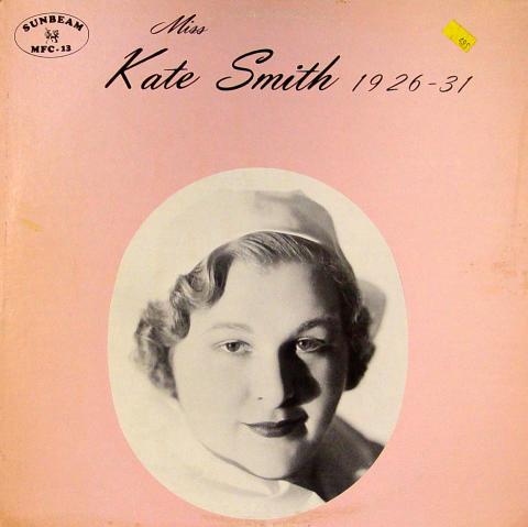 """Kate Smith Vinyl 12"""""""