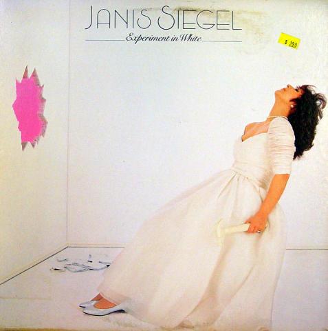 "Janis Siegel Vinyl 12"""