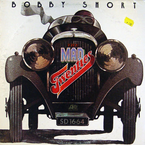 """Bobby Short Vinyl 12"""""""