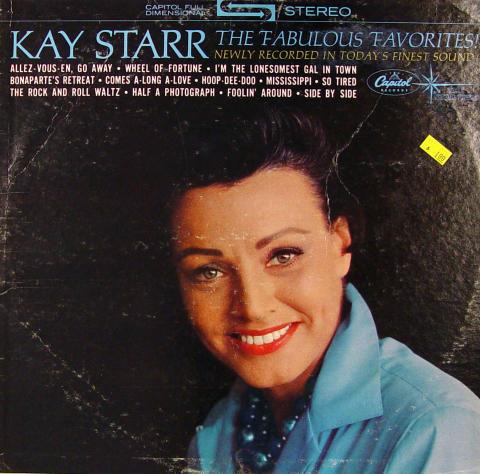 """Kay Starr Vinyl 12"""""""