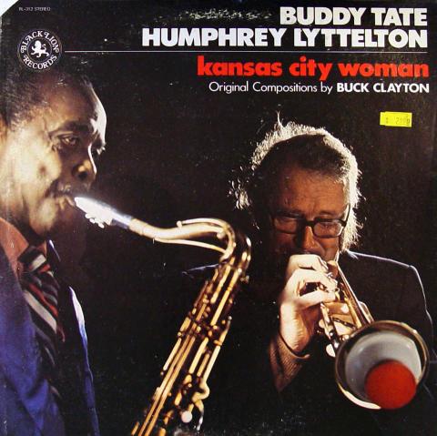 """Buddy Tate / Humphrey Lyttelton Vinyl 12"""""""